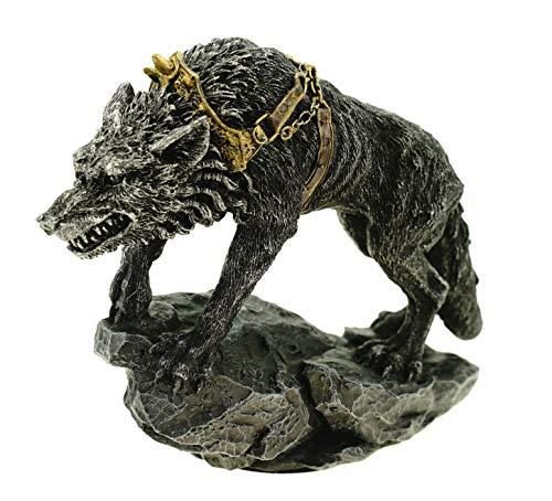 Joh.Vogler Dekorationsfigur Wolf