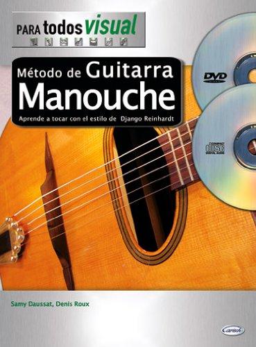 Método de Guitarra Manouche. Für Gitarre