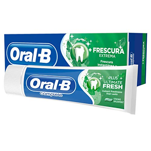 Oral-B Complete Plus Frescor Total Pasta Dentífrica 75 ml