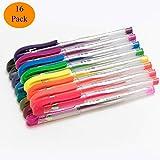 Pen + Gear 16pk 0.8mm Fashion Gel Pens
