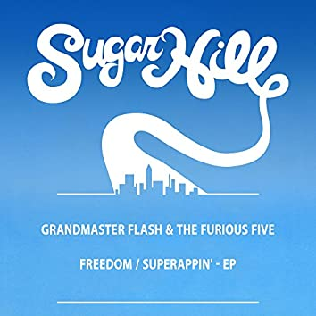 Freedom / Superappin' - EP