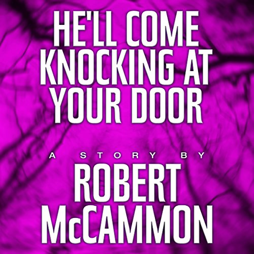 He'll Come Knocking at Your Door audiobook cover art
