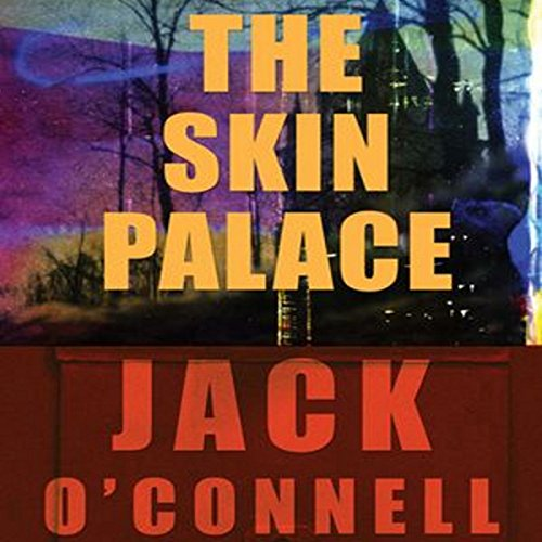 The Skin Palace audiobook cover art