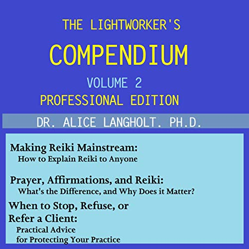 The Lightworker's Compendium, Volume 2 cover art