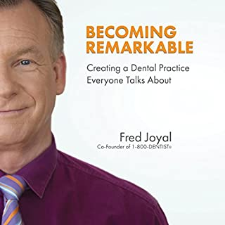 Becoming Remarkable audiobook cover art
