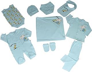 Bravo Turquoise Baby Clothing Set Size Newborn For Boys