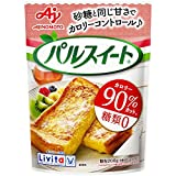 大正製薬 リビタ (Livita) パルスイート顆粒袋入 200g カロリー90%カット 糖類0