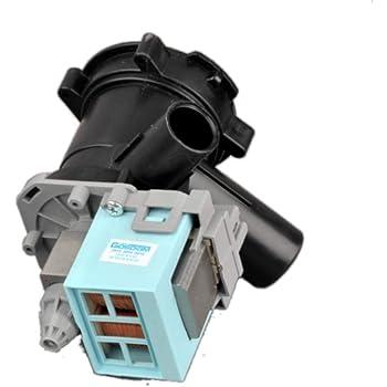 Wvd. Wfx Wfw Pompa di scarico per lavatrice Bosch Maxx6 Wfl Wae Wm Wfr Wie Sparehome Wfo Maxx7: Waa