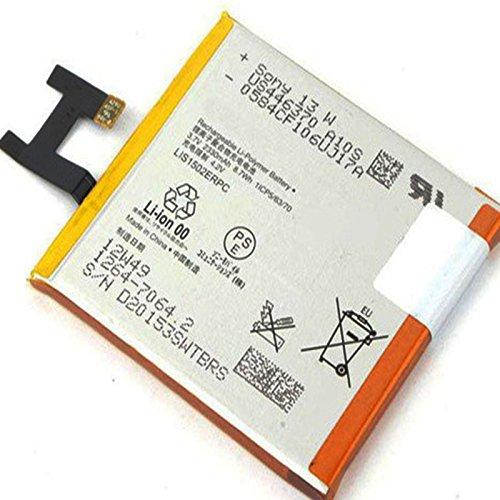 LG Electronics LIS1502ERPC - Batería original para Sony Xperia Z (2330 mAh, iones de litio)