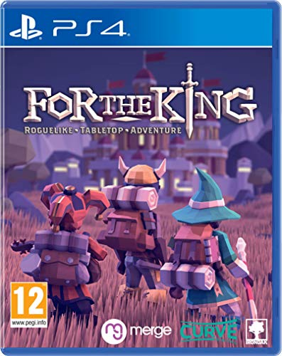 For The King Ps4- Playstation 4