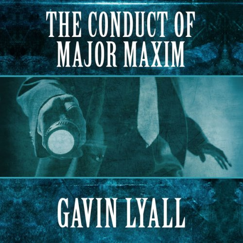 The Conduct of Major Maxim audiobook cover art