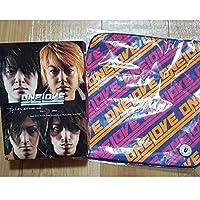 GLAY ツアーグッズ ONE LOVE タオルハンカチ ポストカード パネル 5枚 セット