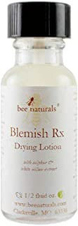 Blemish Rx Acne Drying Lotion - Clear Face and Body Pimples Breakout with Our New Acne-Fighting Formulation - Heals and Prevents Spreading of Acne. Shrinks Whiteheads Overnight