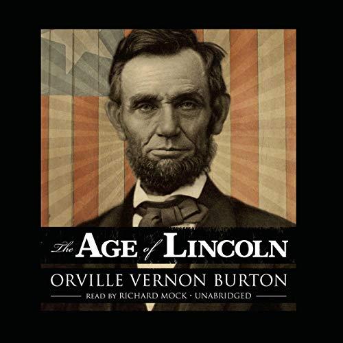 The Age of Lincoln copertina