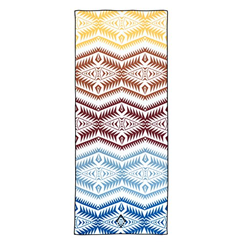 Nomadix Yoga, Camping, Beach & Travel Towel (Cayambe Market, Double Sided)