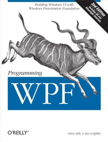 Programming WPF: Building Windows UI with Windows Presentation Foundation (English Edition)