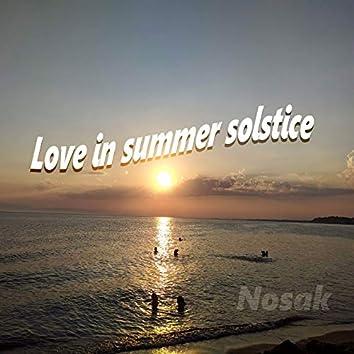 Love In Summer Solstice