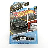 maofan Modèle De Voiture D'éolienne, Ornements De Voiture De Chevrolet Camaro, Collection De Voiture en Métal Noir