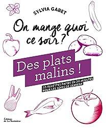 Livre de cuisine Des plats malins !