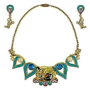 Disney Jasmine Costume Jewelry Set for Girls – Aladdin