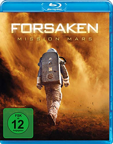 Forsaken: Mission Mars [Blu-ray]