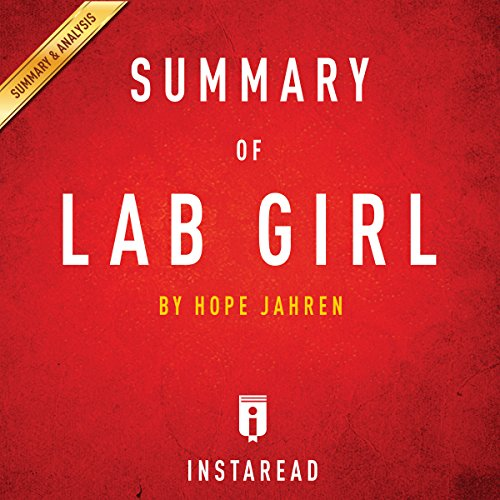 Summary of Lab Girl: by Hope Jahren | Includes Analysis audiobook cover art