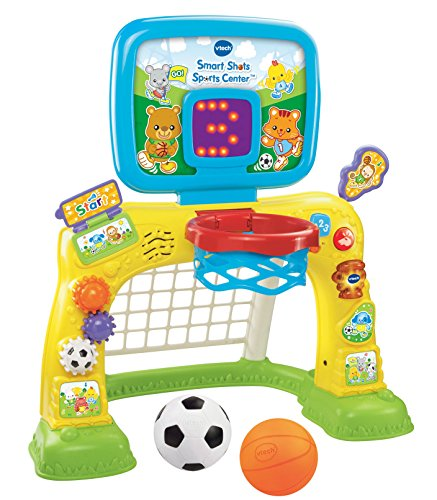 VTech Smart Shots Sports Center (Frustration Free Packaging - English Version)