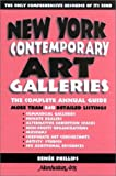 New York Contemporary Art Galleries : The Complete Annual Guide