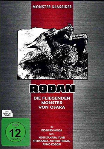 Godzilla : Rodan - Die fliegenden Monster von Osaka [Monster Klassiker]