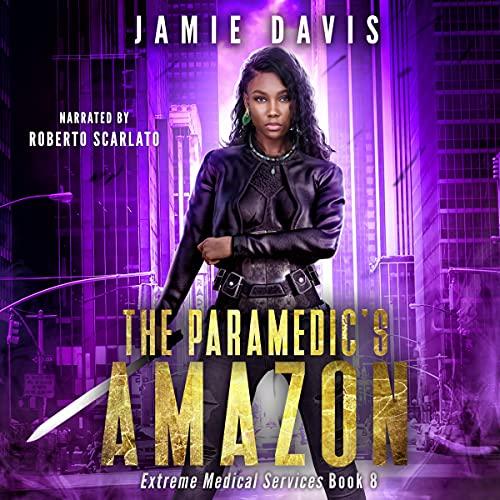 The Paramedic's Amazon cover art