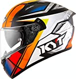 Casco integrale moto KYT NF-R Runs taglia S helmet casque