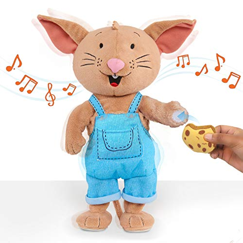 Just Play If You Give a Mouse a Cookie - Feature Plush (Mouse w/Cookie)