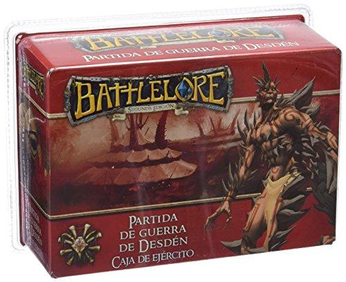 Edge Entertainment Battlelore - Juego Partida de Guerra de Desdén EDGBT04