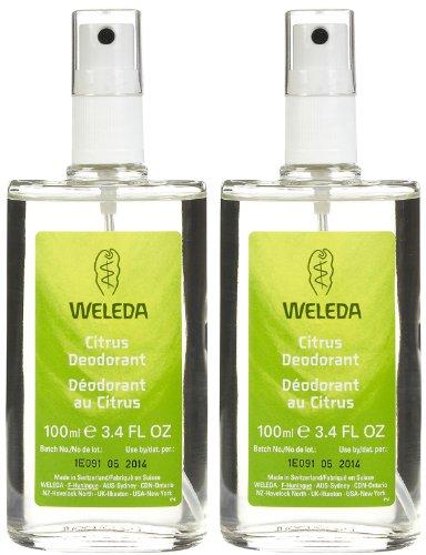 Weleda Citrus Deodorant Spray - 3.4 Oz by Weleda