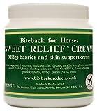 Biteback Products 'Sweet Relief'  crema de barrera de mosquito para picazón de caballo 250g