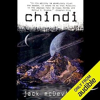 Chindi audiobook cover art