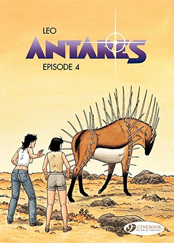 Antares - Episode 4 (English Edition)