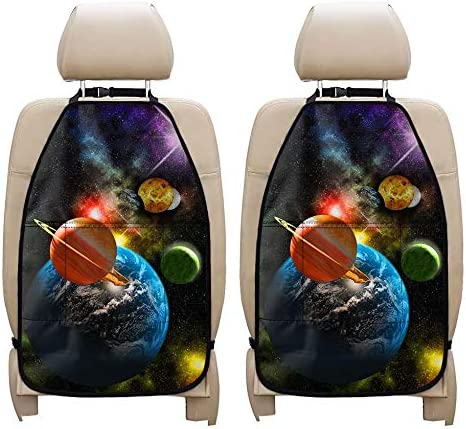 ORGYPET 3D Planet Pattern Super Special SALE held quality assurance Car Seat Organizers for Bac - Children