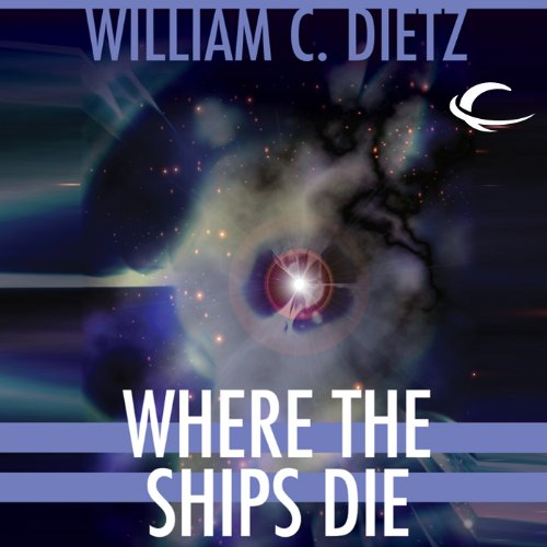 Where the Ships Die audiobook cover art