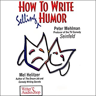 How to Write Selling Humor audiobook cover art
