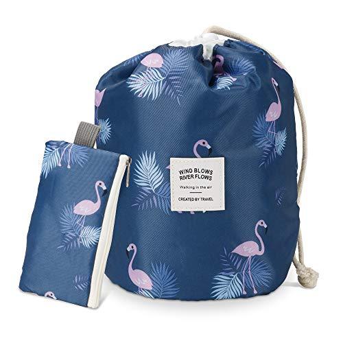 (50% OFF Coupon) Pink Flamingo Cosmetic Bag $5.00