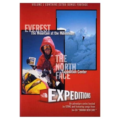 Everest: The Mountain at the Millennium, Vol. 1 - The North Face Expedition