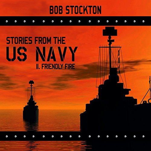 Stories from the US Navy II audiobook cover art