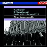 Mozart: 2 Divertimenti K. 334 (320B)