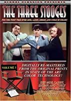 The Three Stooges, Vol. 1: For the First Time Ever in Color!