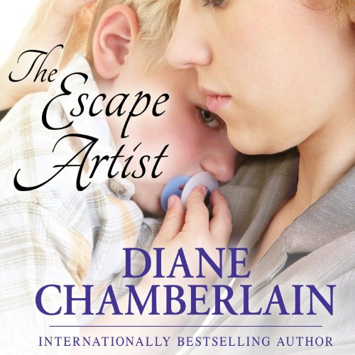 The Escape Artist audiobook cover art