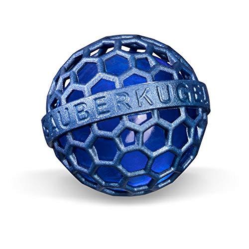 Preisvergleich Produktbild Sauberkugel Die clevere Art der Reinigung von Taschen,  Rucksäcken und Schulranzen Die Lifestyle Innovation 2020 (Blau,  1)