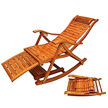 Best bamboo rocking chairs Reviews