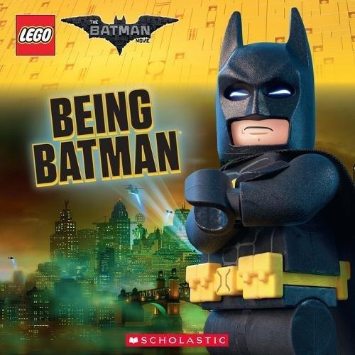 The LEGO Batman Movie: Being Batman