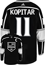 adidas Anze Kopitar Los Angeles Kings Authentic Home NHL Hockey Jersey